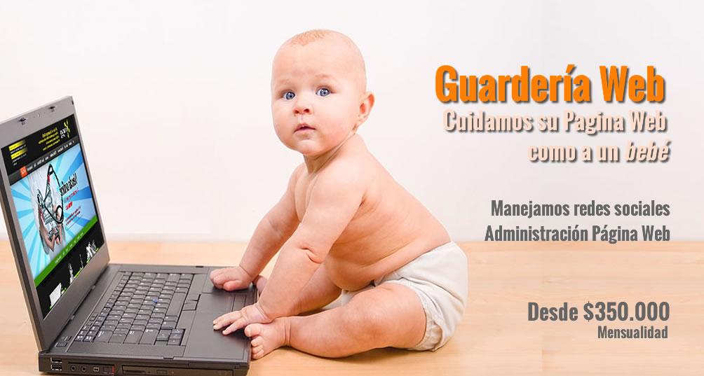 Guardería Web