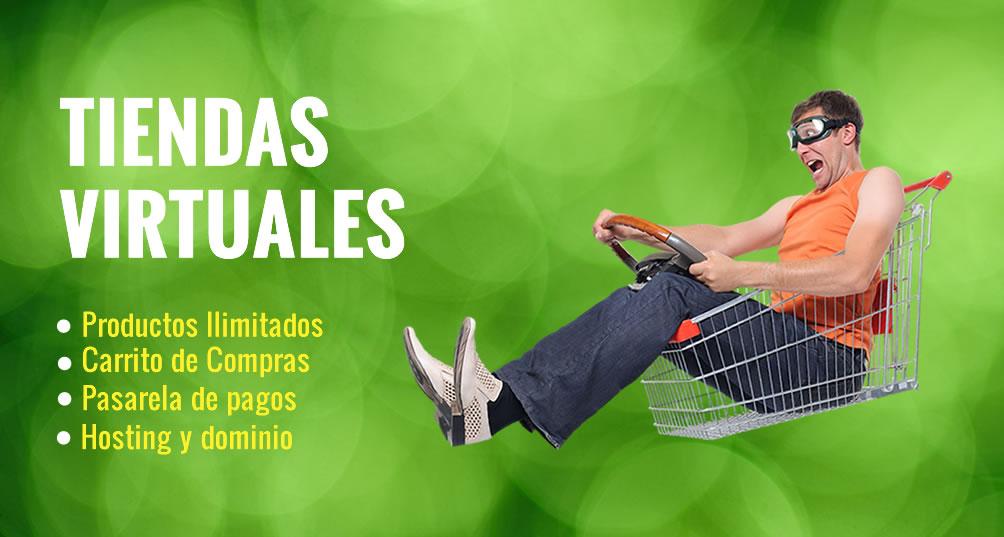 Tiendas Virtuales a bajo precio