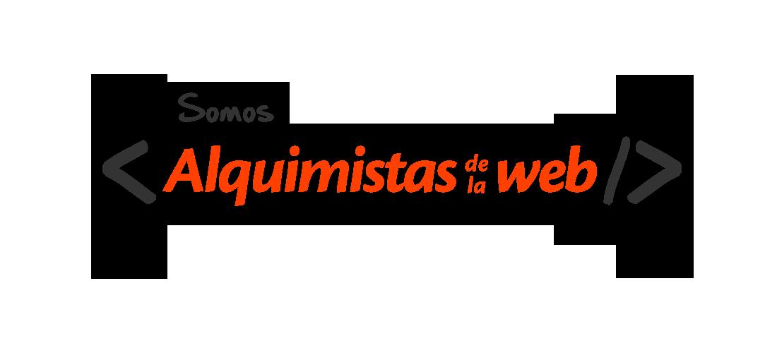 Somos alquimistas de la web