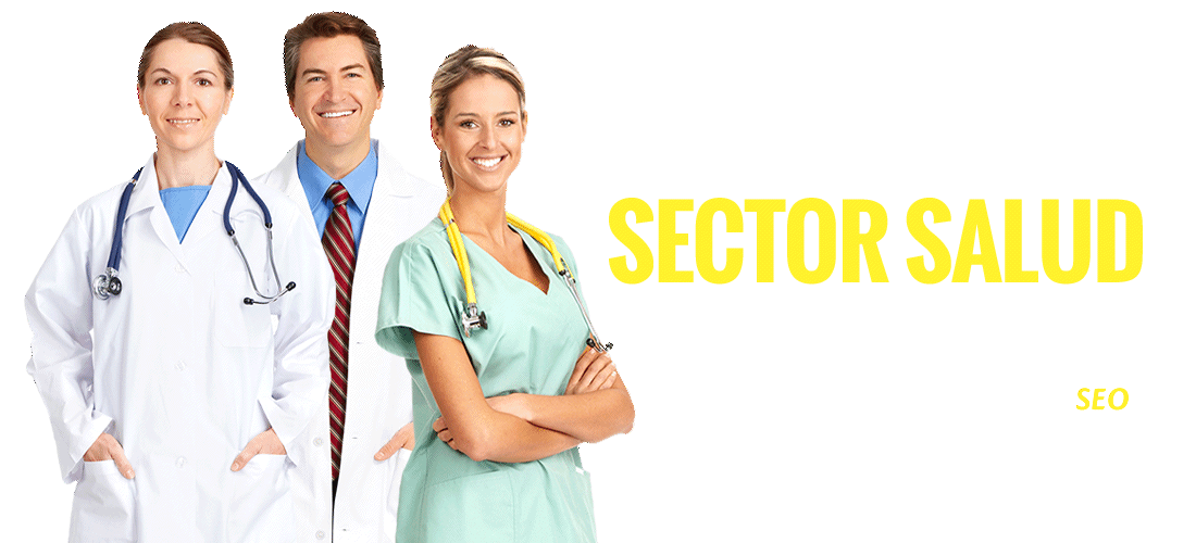 Diseño web sector salud Lima Perú