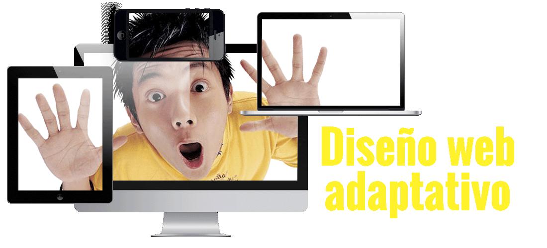 Diseño web adaptativo en Perú - Responsive design Lima Perú