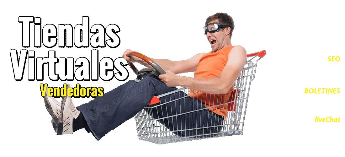 DIseño de tiendas online, tiendas virtuales