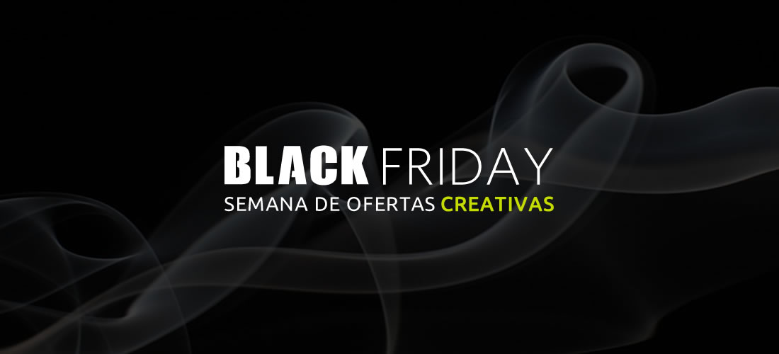 Black Friday - Semana de Ofertas Creativas