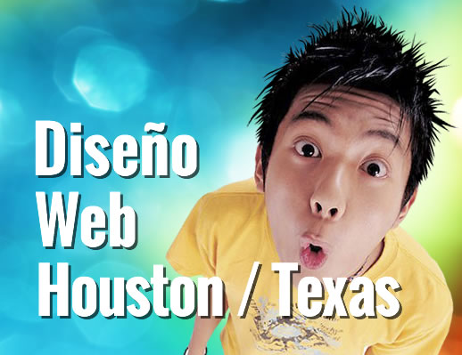 Diseño web Houston Texas