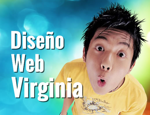 Diseño web Virginia